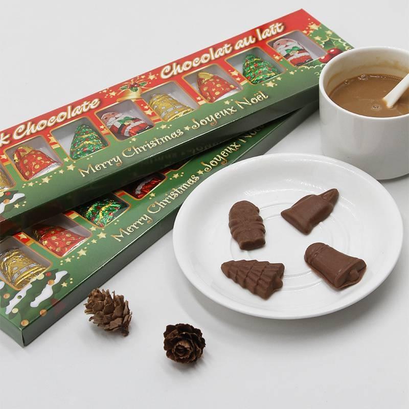 Christmas dark chocolate nutrition surprise Long Box (32g)