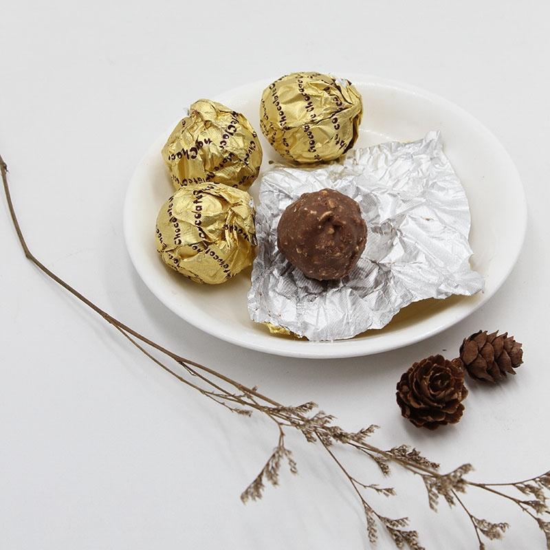 51g T4 crisp nut chocolate peanut clusters