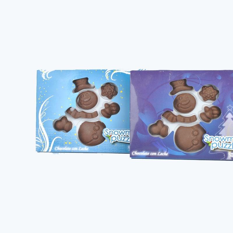Christmas compound chocolate (38g)