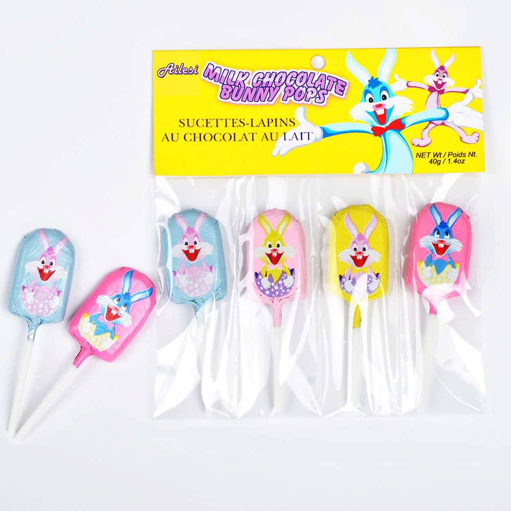 Easter Chocolate lollipop