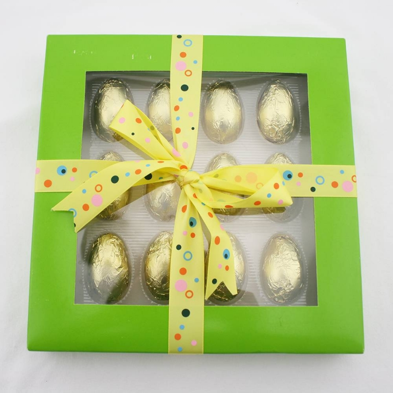 108g personalised easter egg