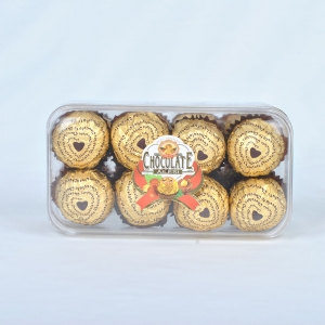 200g T16 milk chocolate peanut butter balls
