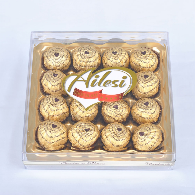 200g T16 milk chocolate covered almonds