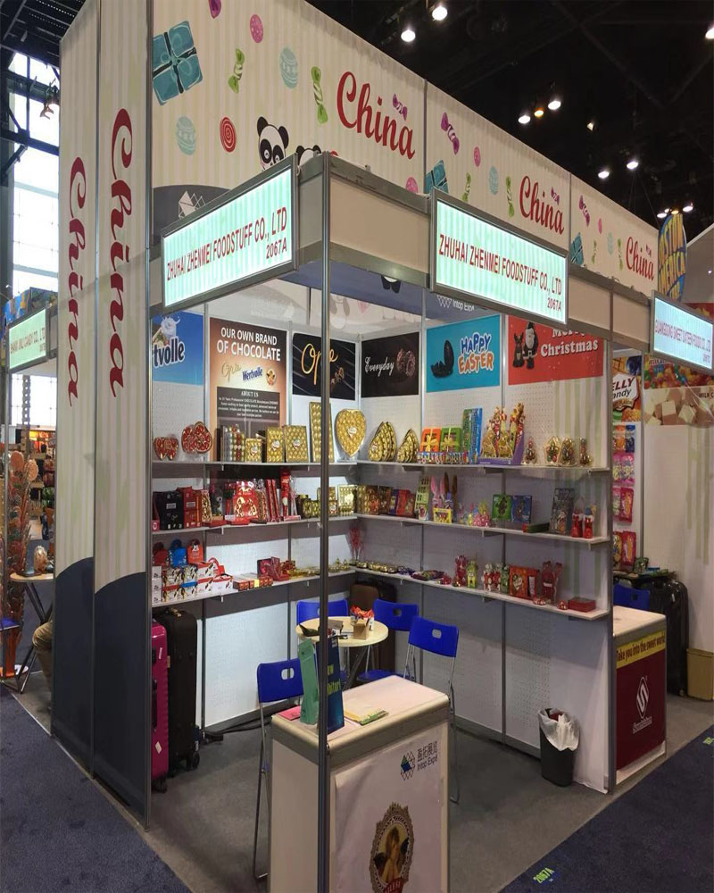 2016 Chicago Candy Exhibition