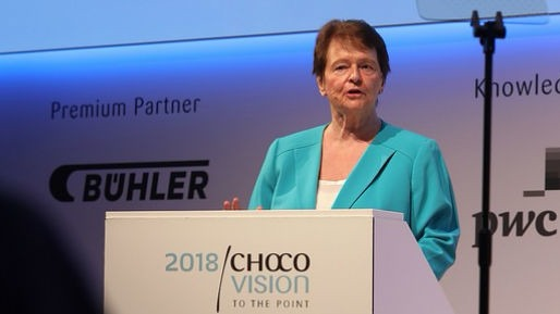 Chocovision 2018 makes several sustainability points