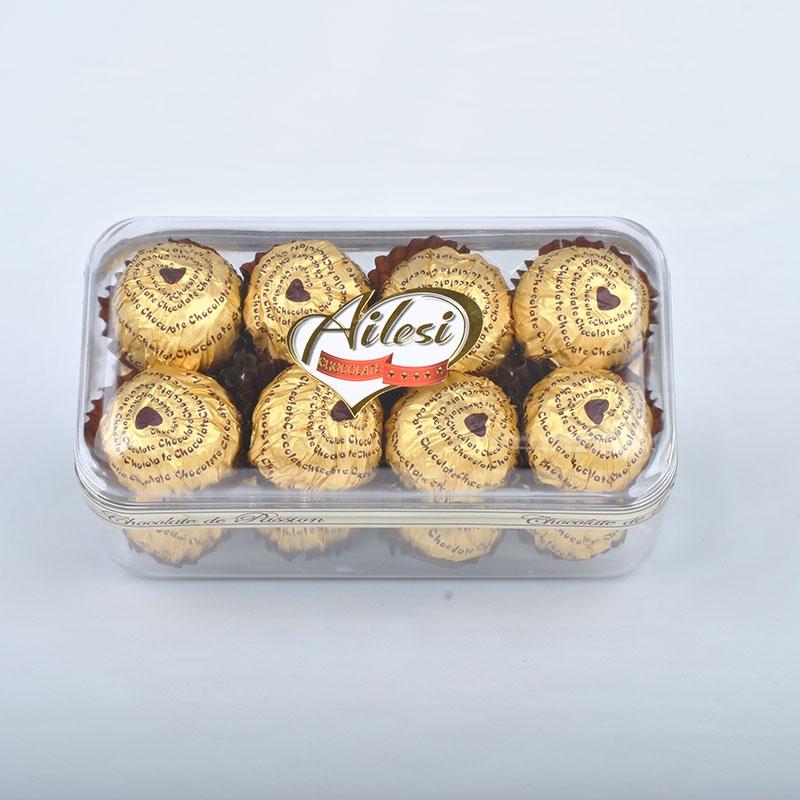 200g T16 milk chocolate peanut butter balls