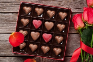 Today is 520 - have you eaten chocolate?