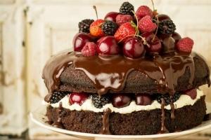 Chocolate cake for everybody