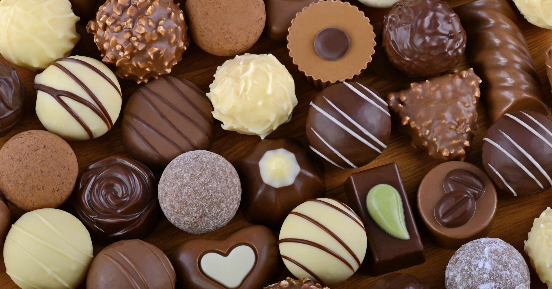 Good chocolate