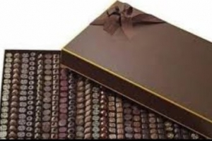 The expensive chocolate in the world