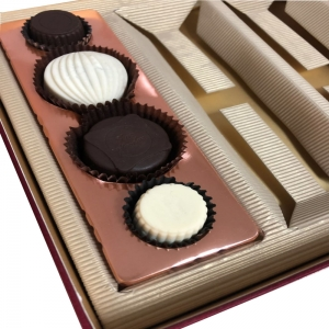 Luxury gifts sweet chocolate wedding favours
