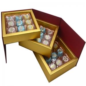 Luxury box hotel chocolat gift for holiday