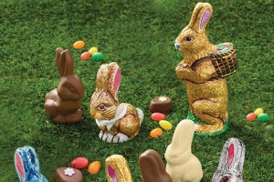 Easter chocolate is coming